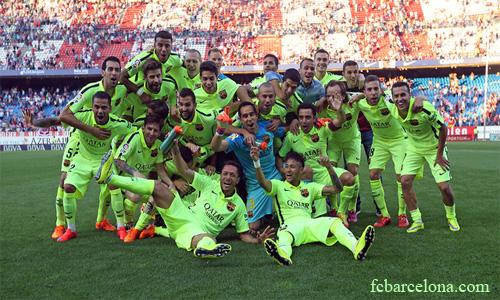 barcelona juara di calderon